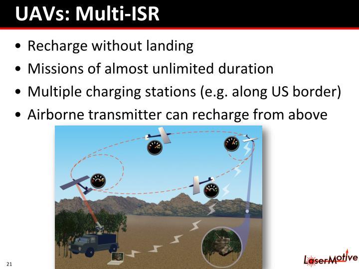 UAVs: