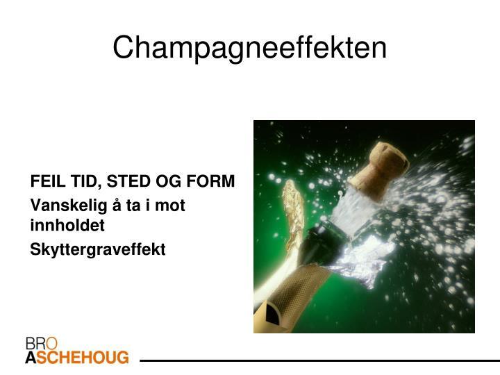 Champagneeffekten
