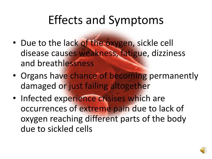 Effects and Symptoms