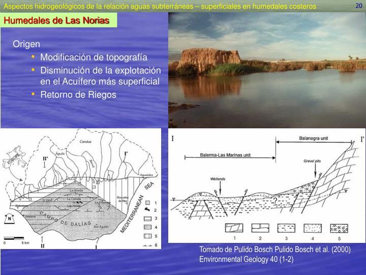 Humedales de Las Norias