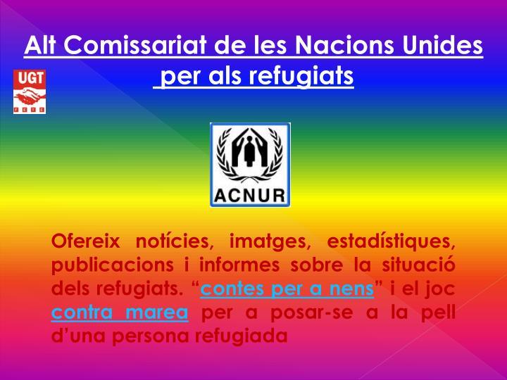 Alt Comissariat de les Nacions Unides