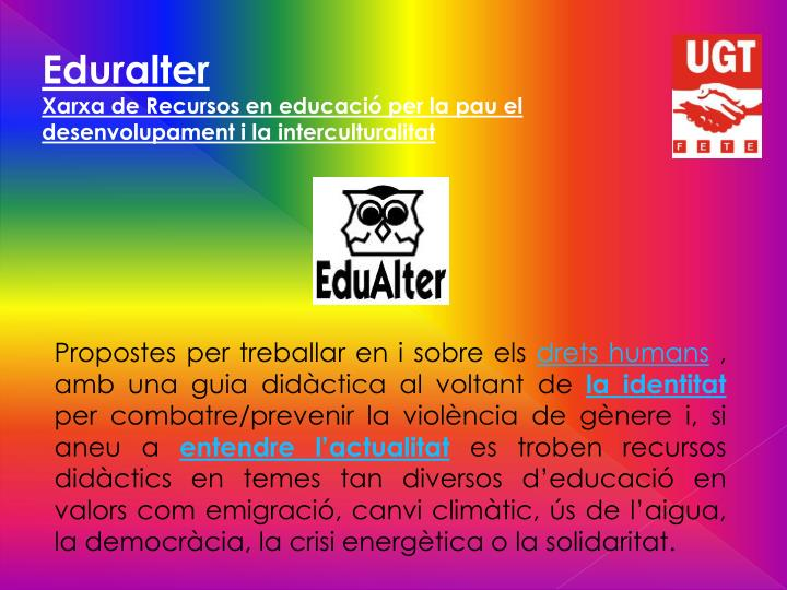 Eduralter