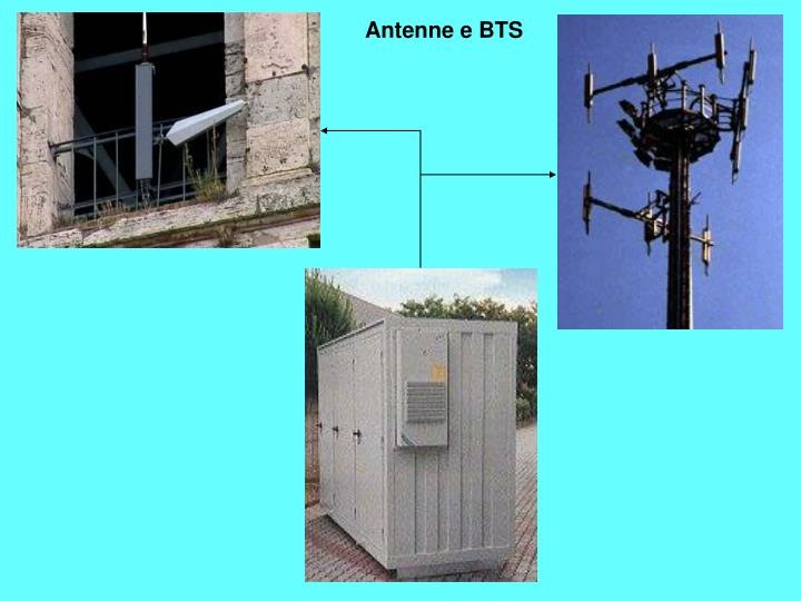 Antenne e BTS