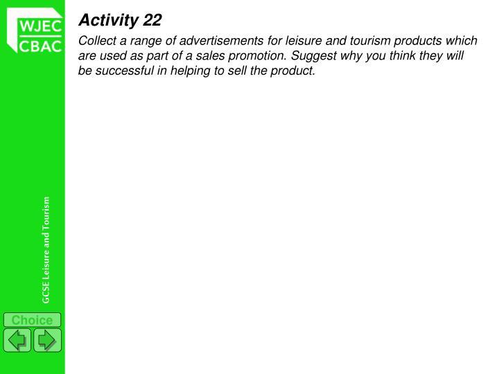 Activity 22