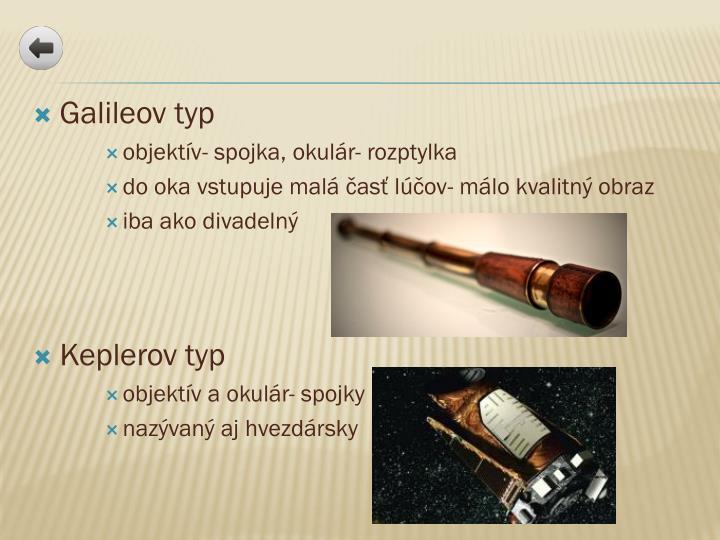 Galileov