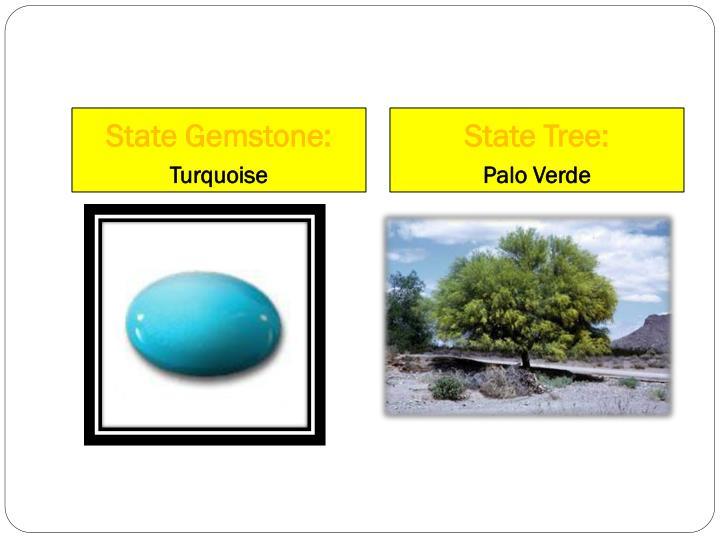 State Gemstone: