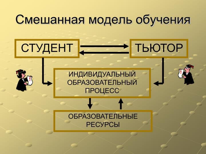 Смешанная модель обучения