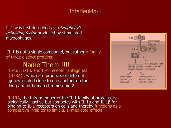 Interleukin-1