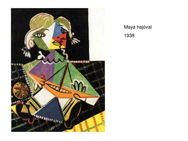Maya hajóval
