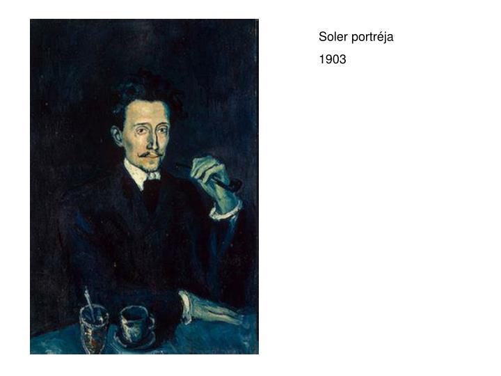 Soler portréja