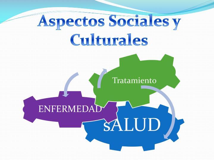 Aspectos Sociales y Culturales