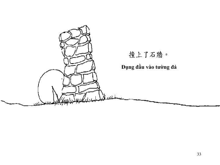 Đụng đầu vào tường đá