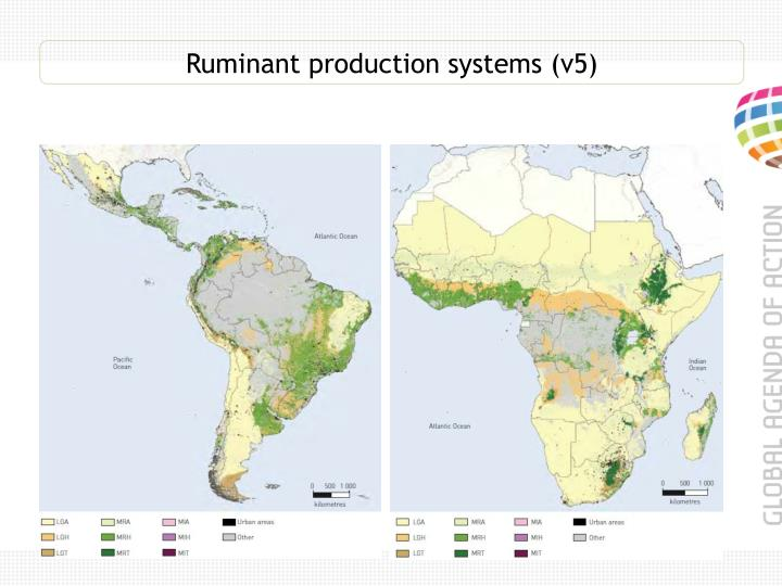 Ruminant production systems (v5)