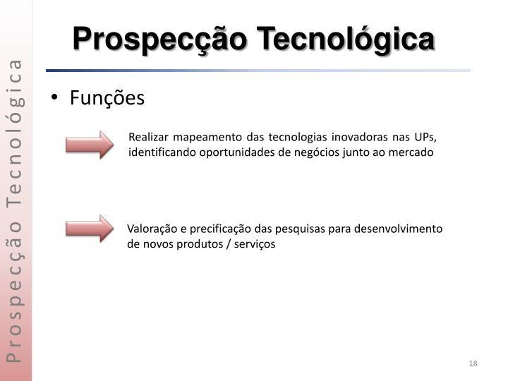 Prospecção Tecnológica