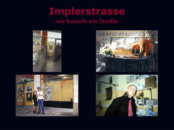 Implerstrasse