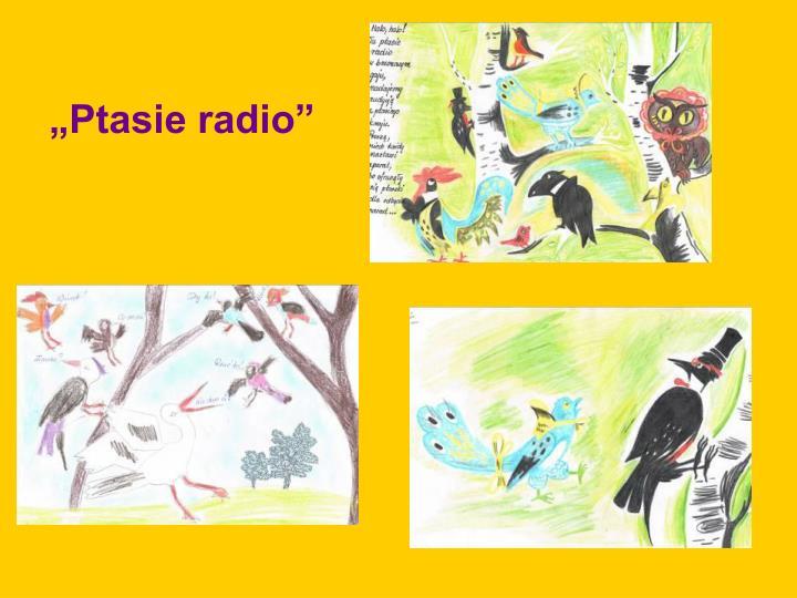 """Ptasie radio"""