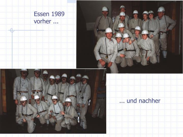 Essen 1989