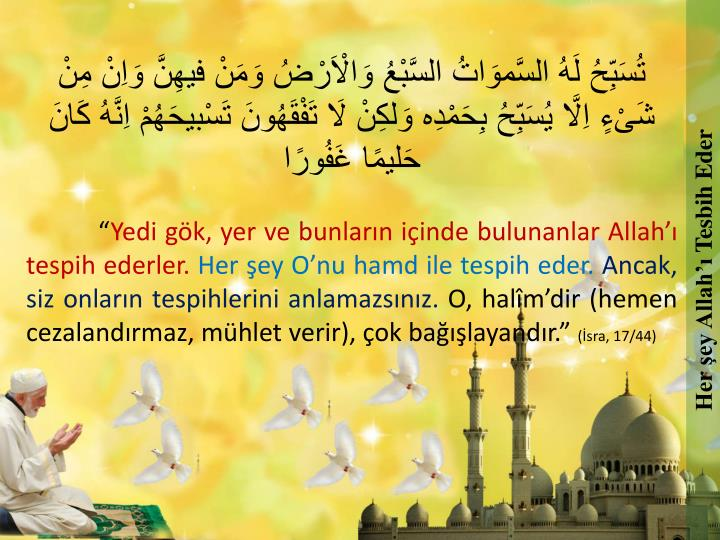 Her ey Allah