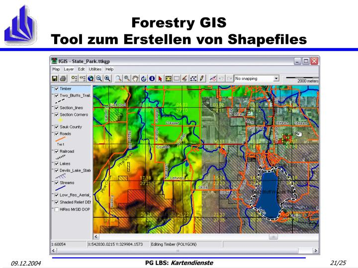 Forestry GIS