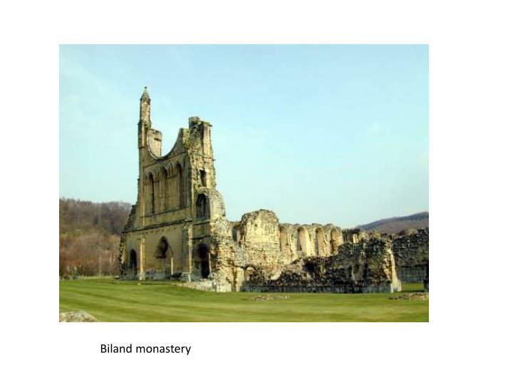 Biland monastery