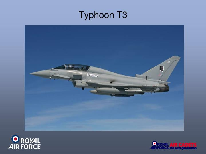 Typhoon T3