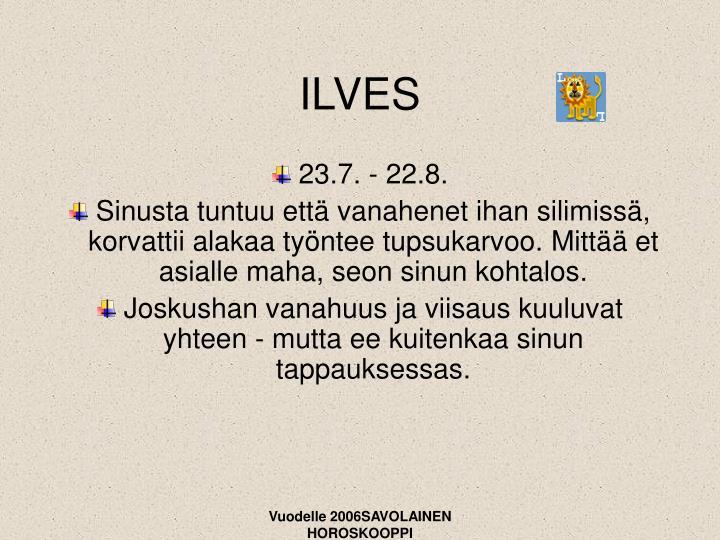 ILVES