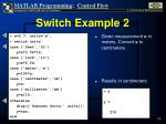 switch example 2