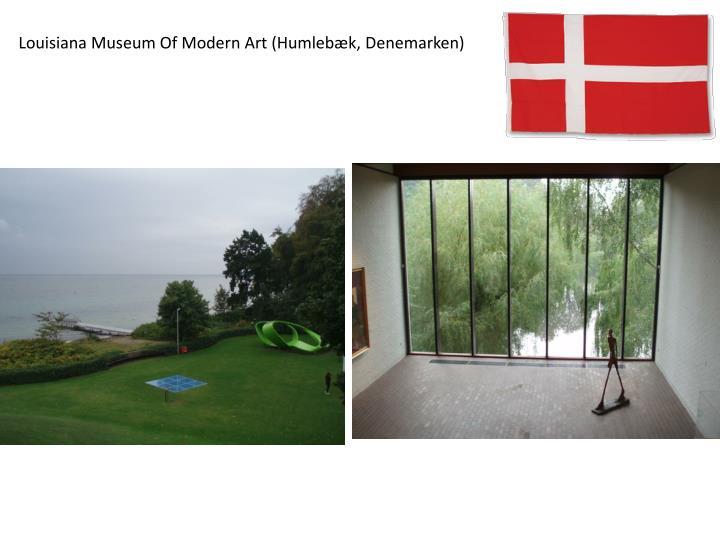 Louisiana Museum Of Modern Art (Humlebæk, Denemarken)