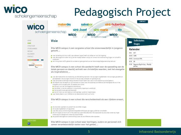 Pedagogisch Project