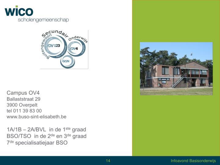 Campus OV4
