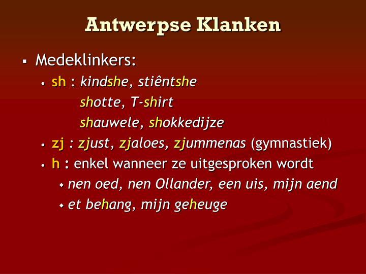 Antwerpse Klanken