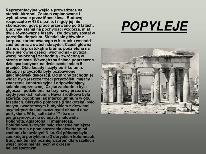POPYLEJE