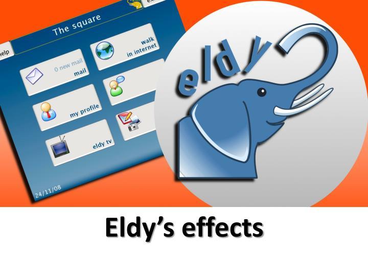 Eldy's