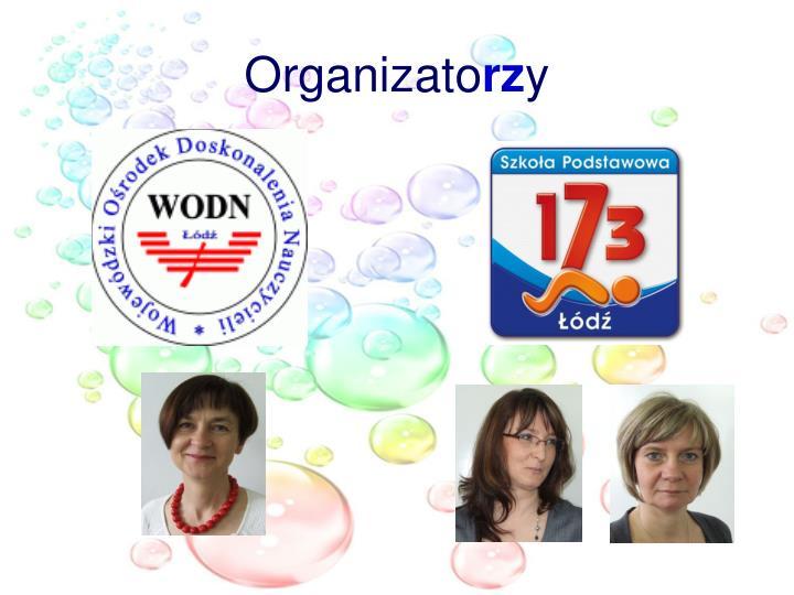 Organizato