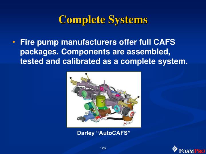 Complete Systems