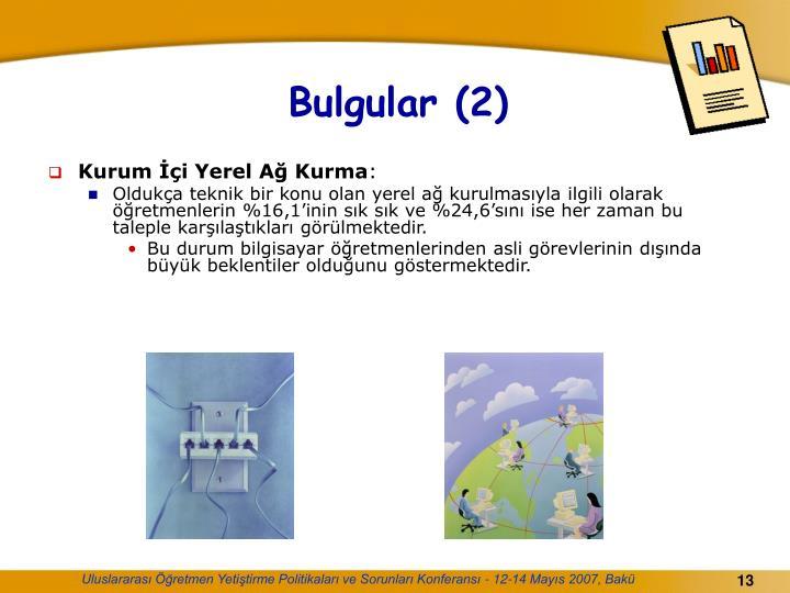 Bulgular (2)