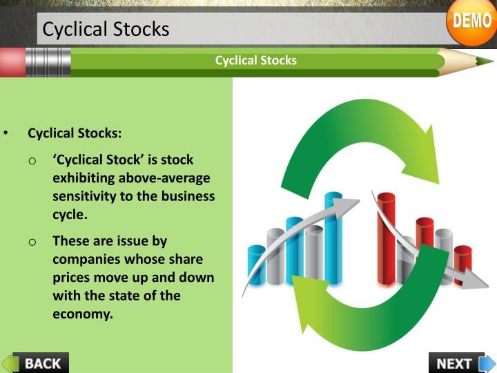 Cyclical Stocks