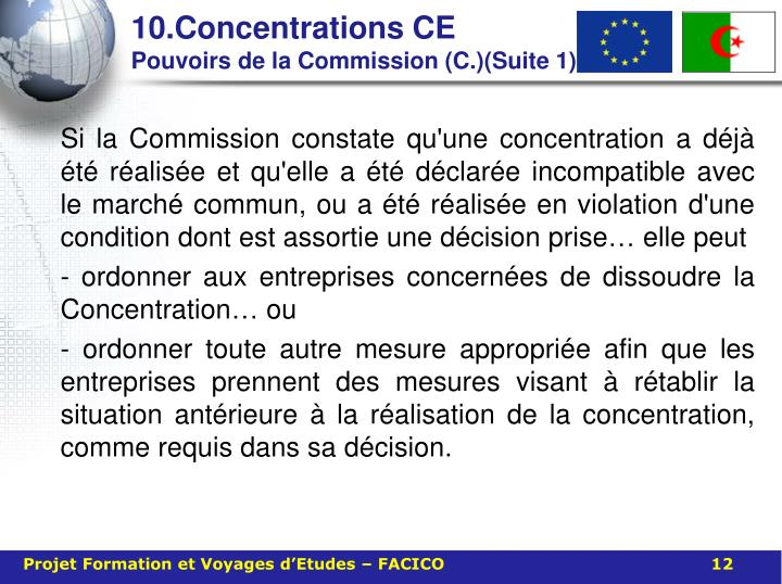 10.Concentrations CE