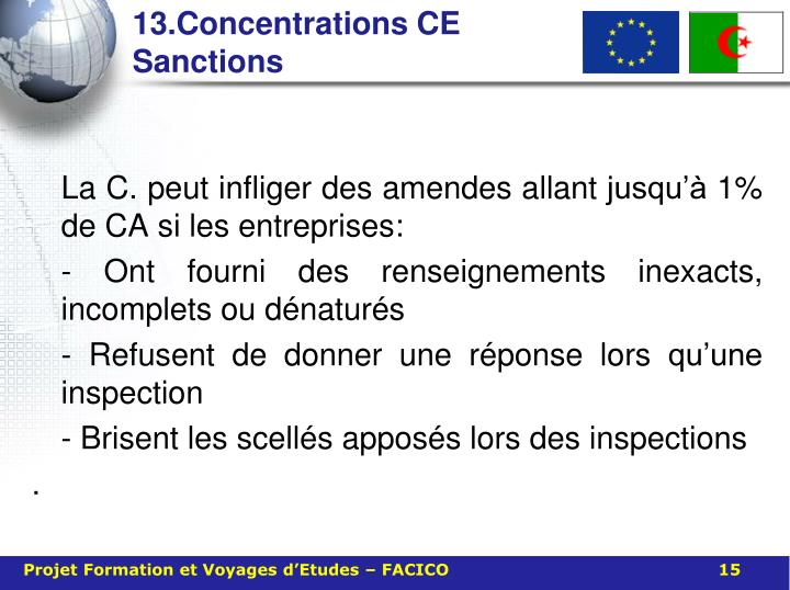 13.Concentrations CE