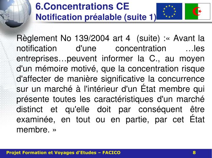 6.Concentrations CE