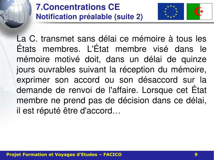 7.Concentrations CE