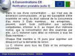 8 concentrations ce notification pr alable suite 3