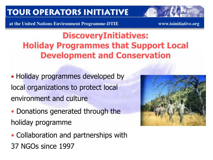 DiscoveryInitiatives: