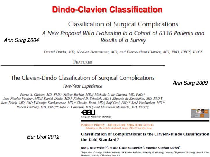 Dindo-Clavien