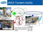 jaea tandem facility