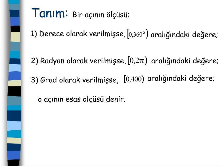 Tanm: