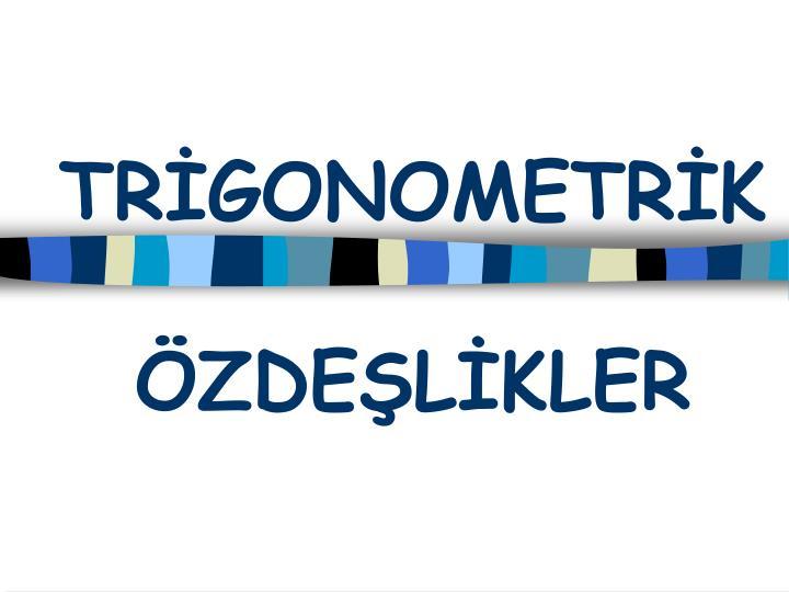TRGONOMETRK