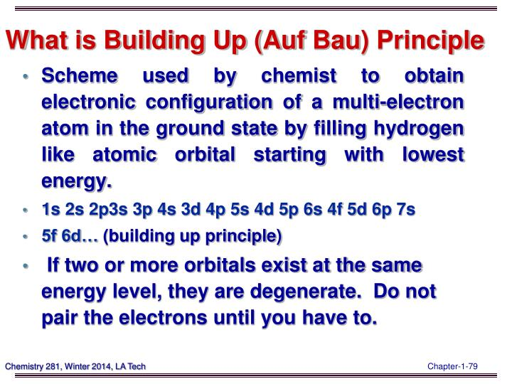 What is Building Up (Auf