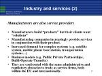 industry and services 2