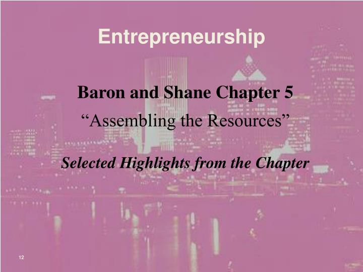 Baron and Shane Chapter 5